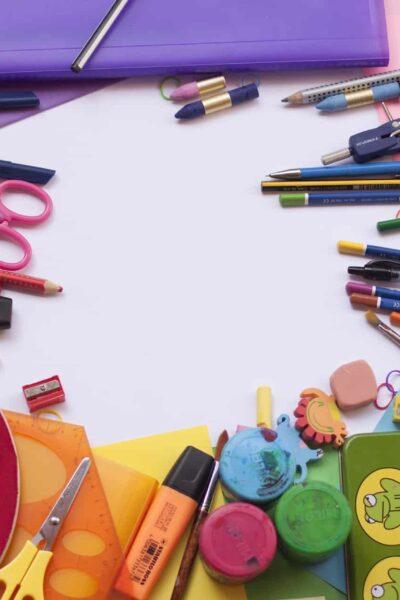 Basic homeschool supplies
