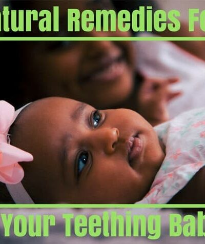 Baby teething relief