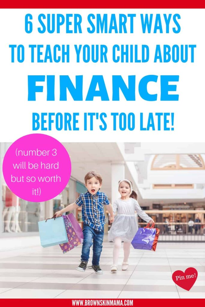 In todays economy it is really important for your children to know and understand all about money. Teach your children about budgeting, saving and investing.