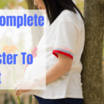 Your Complete Third Trimester To Do List Before Arrives