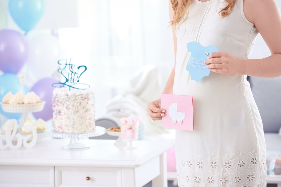 Everything you need to know about what happens at a baby shower