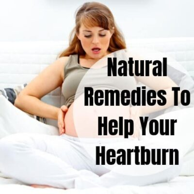 Home Remedies For Heartburn During Pregnancy So You Don't Have To Suffer In Silence!