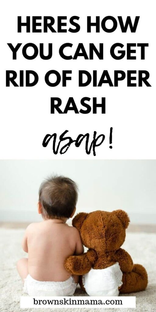 Learn about the different types of diaper rash and how to quickly treat, prevent and get rid of it.