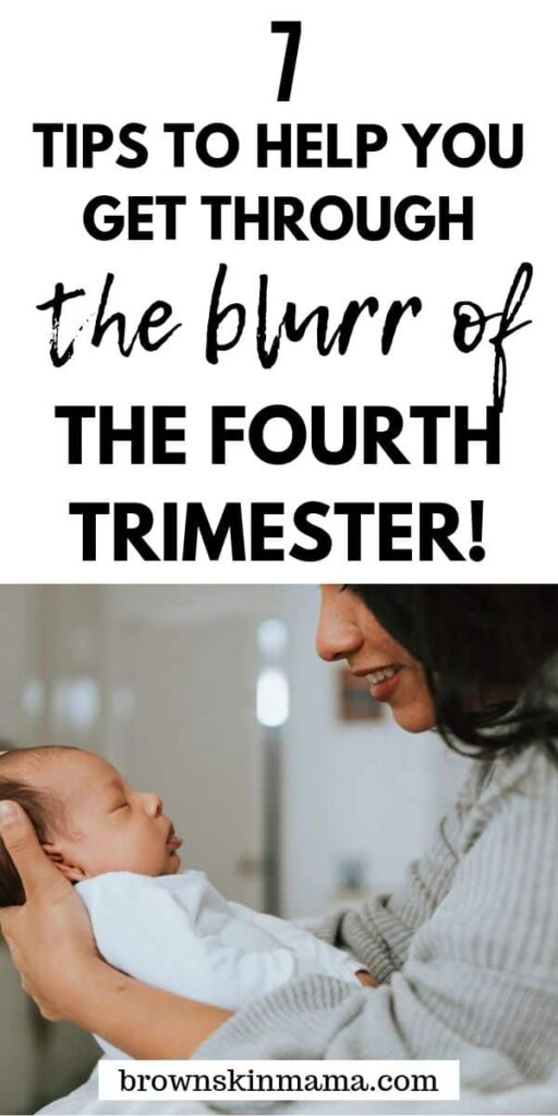 The fourth trimester can be a pretty confusing time if you don't proper;y understand it as a new mom. There are so many changes happening within your body and now you have a newborn baby to look after too. Find out how to survive and thrive in this postpartum period.