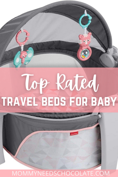 top rated travel beds for baby