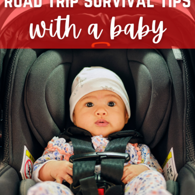 Road Trip With Baby: 5 Survival Tips