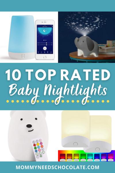 top rated baby nightlights
