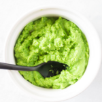 Peas Baby Puree (Recipe)